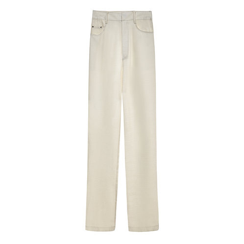 Linen Jeans Trousers