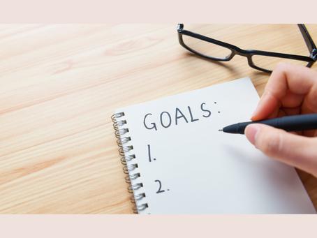 10 Steps Of Goal Setting