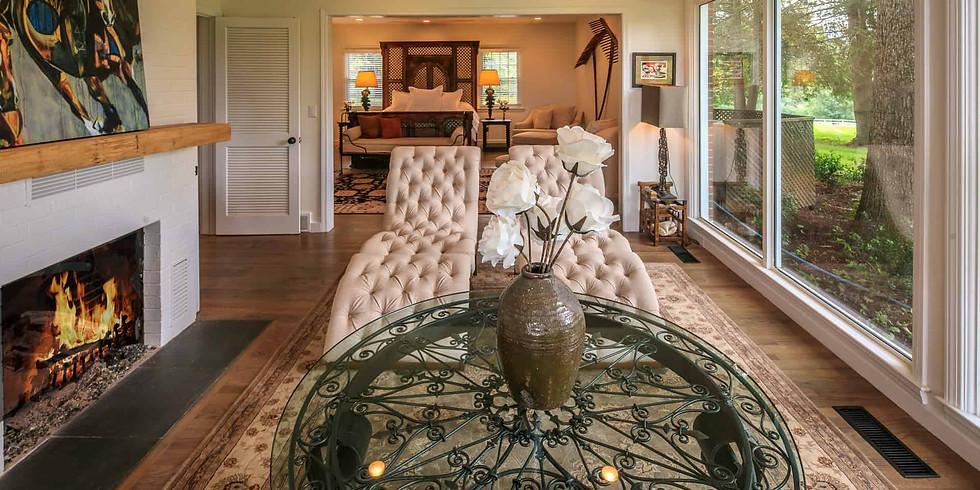 Sun Master Suite Booking - Shine Retreat 2021