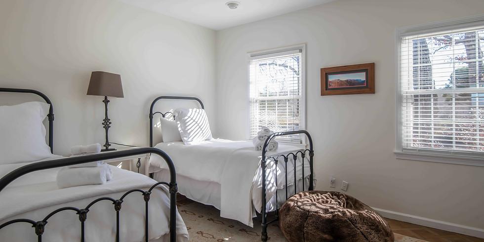 Nature Room Booking - Shine Retreat 2021