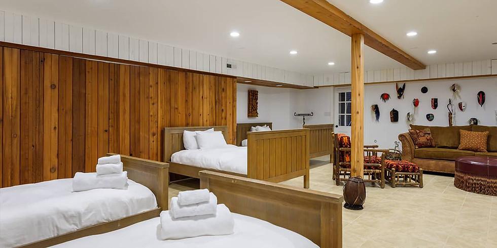 Deluxe Suite Booking - Shine Retreat 2021