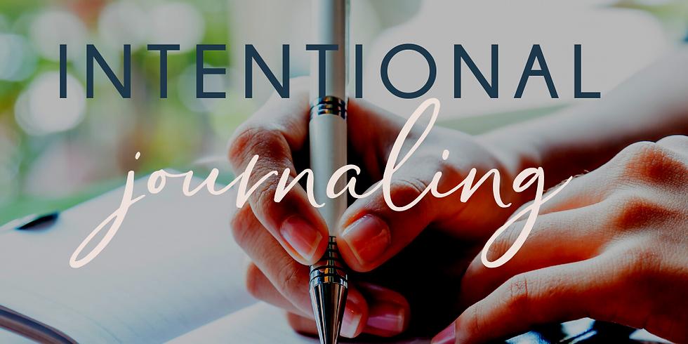 Intentional Journaling