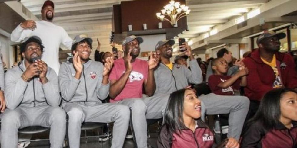 NCCU vs UGA Men's Basketball