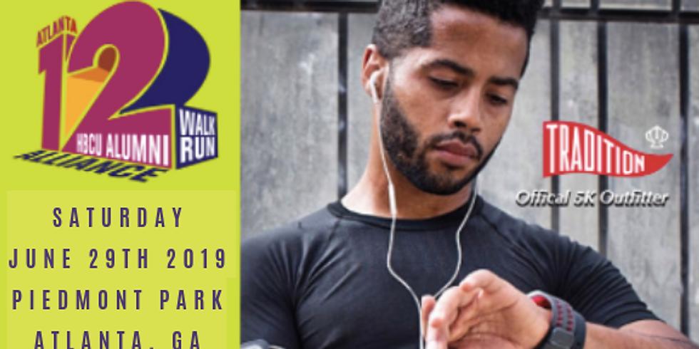 HBCU Alliance Run/Walk