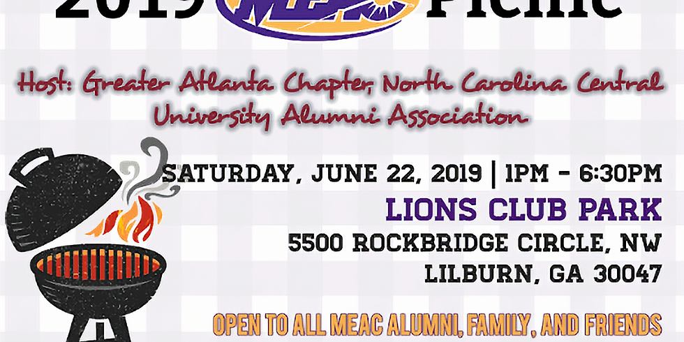 MEAC Cookout 2019: NCCU as Host