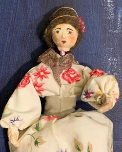 Adeline Art Doll