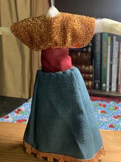 Art Doll work in progress