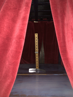 Miniature Theatre Stage