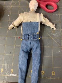 Angus Art Doll