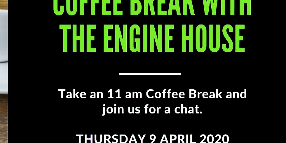 Coffee Break with The Engine House Bexley
