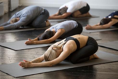 Yoga ensemble, pour partager