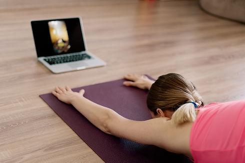 pratiquer le yoga chez soi