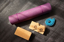 kit de base matériel pour le yoga