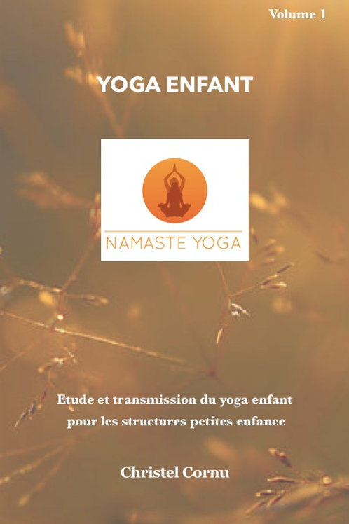 Etude et transmission du yoga pour enfant