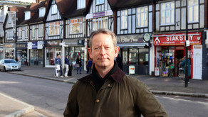 Orpington 1st column: The end is in sight but we must proceed cautiously