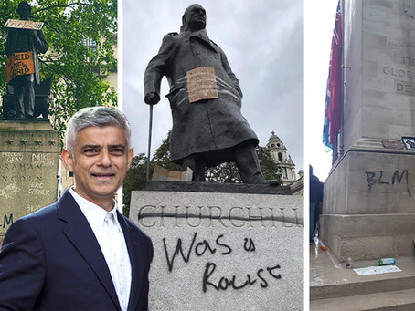 Hands off London's history, Sadiq Khan