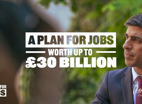 How Orpington Will Benefit From Rishi Sunak's Plan For Jobs
