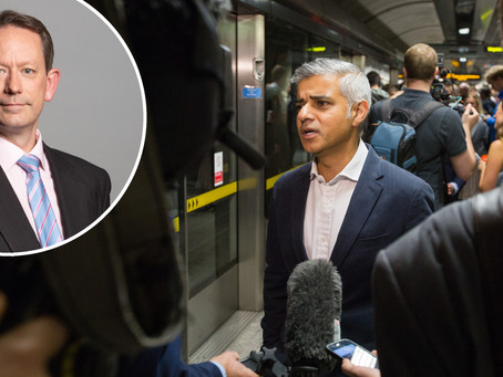 After four years of excuses and failure, Londoners will be asking: what is the point of Sadiq Khan?