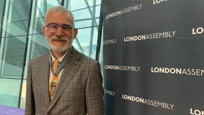 Andrew Boff AM elected Chairman of the London Assembly