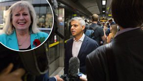 Susan Hall: Khan is punishing London's commuters for Transport for London's wasteful spending