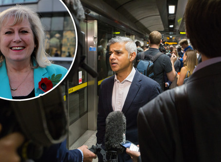 Londoners are paying the price for Sadiq Khan breaking the bank at City Hall
