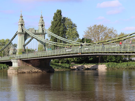 Government Taskforce formed to fix Hammersmith Bridge