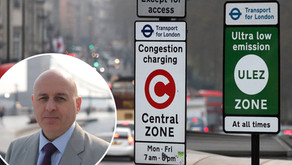 Sadiq Khan is wrecking London's revival with an ideological war on motorists