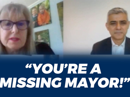 What you missed from Mayor's Question Time