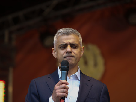 Khan breaks promise to build 10,000 on TfL land