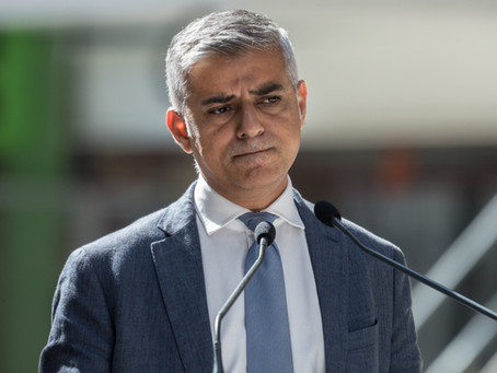 Sadiq Khan refuses to meet London Assembly for 6 weeks