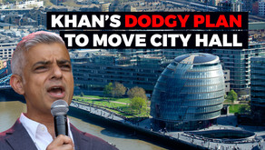 Moving City Hall could save 50% less than Khan claims