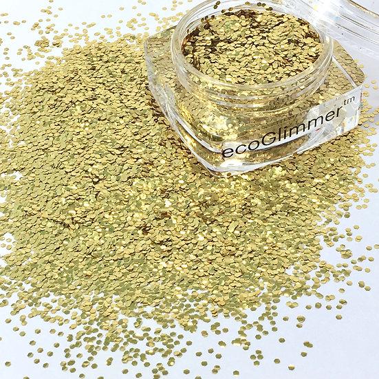 14 Karat Gold Chunky ecoGlimmer