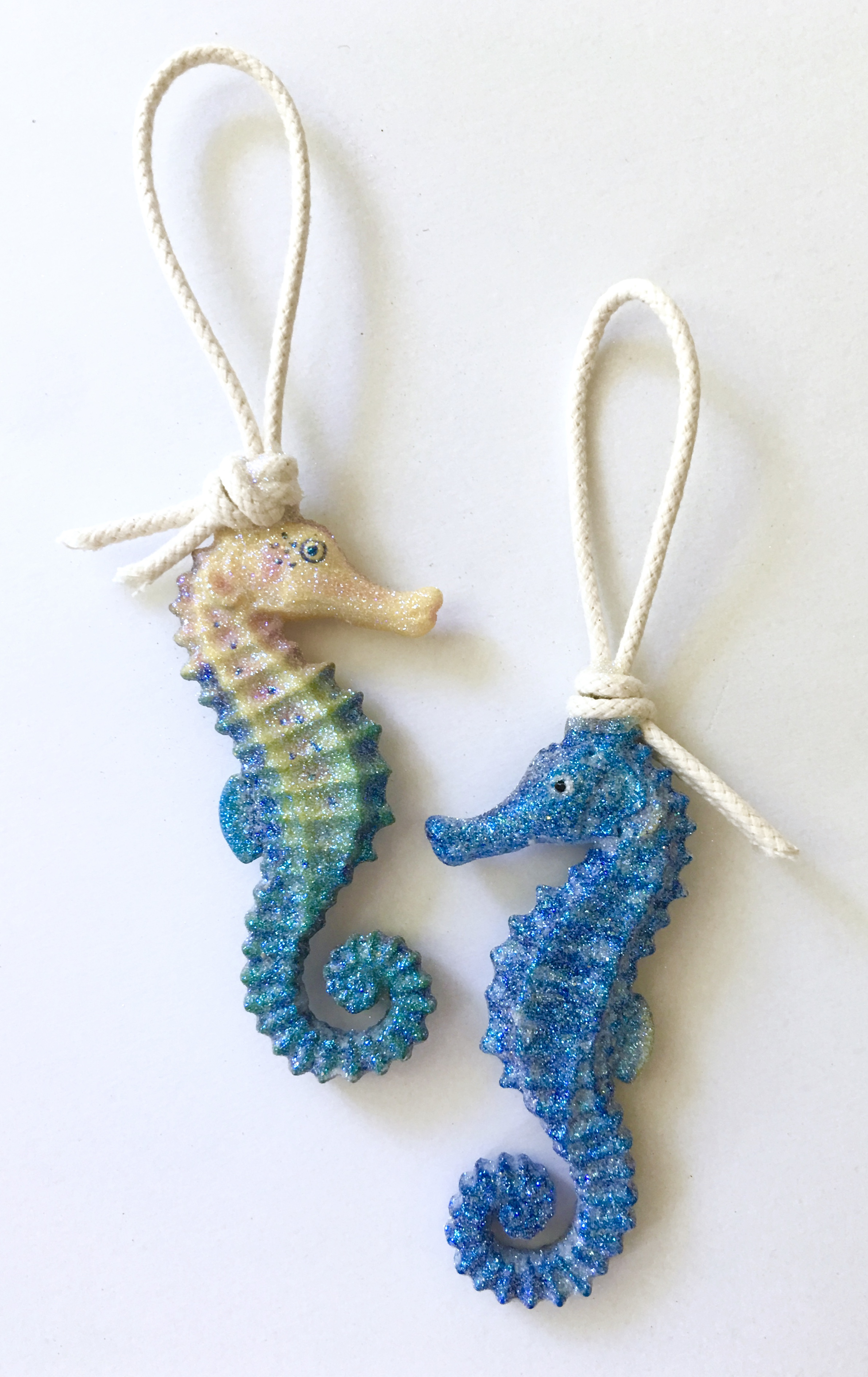 sea horse ornaments
