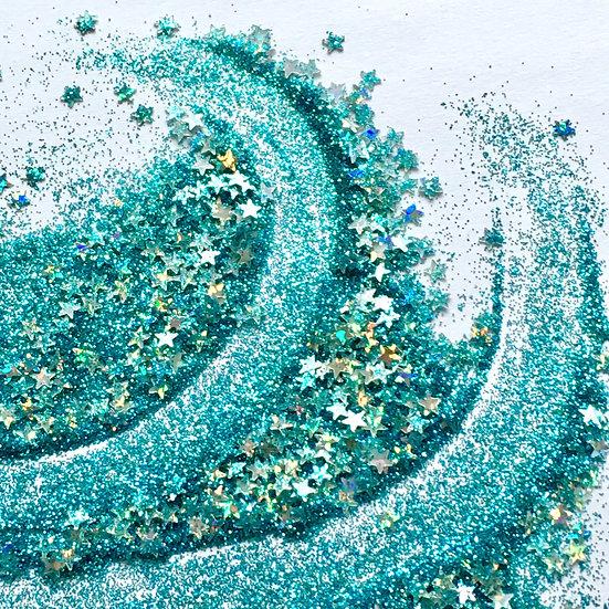 Blue Starlite ecoGlimmer