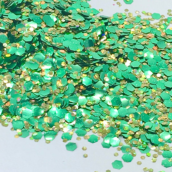 Parrot Green Blend ecoGlimmer