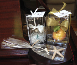 Peace Orb, Golden Pear and SeaStar