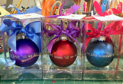 custom glass ornaments