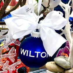 WILTON ornament