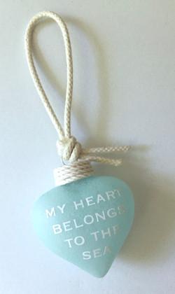 my heart belongs to the sea