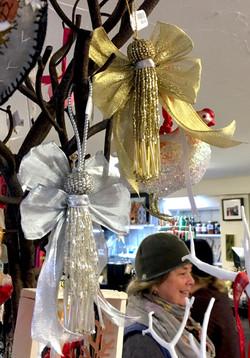 angel tassel ornaments