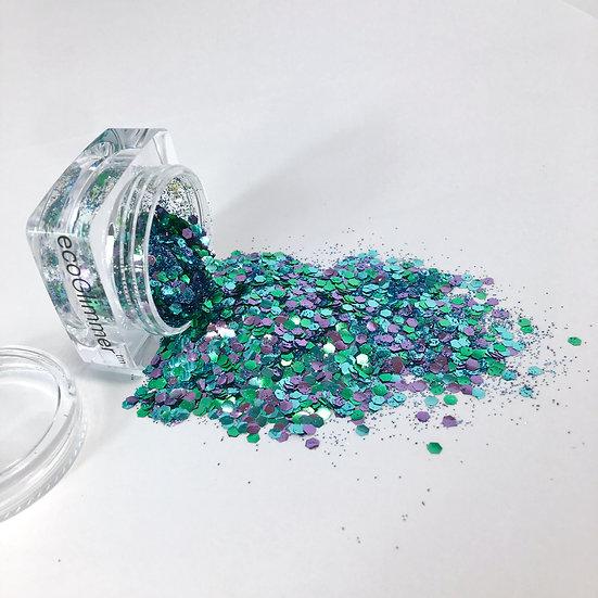 Rainbow FishScales Blend ecoGlimmer
