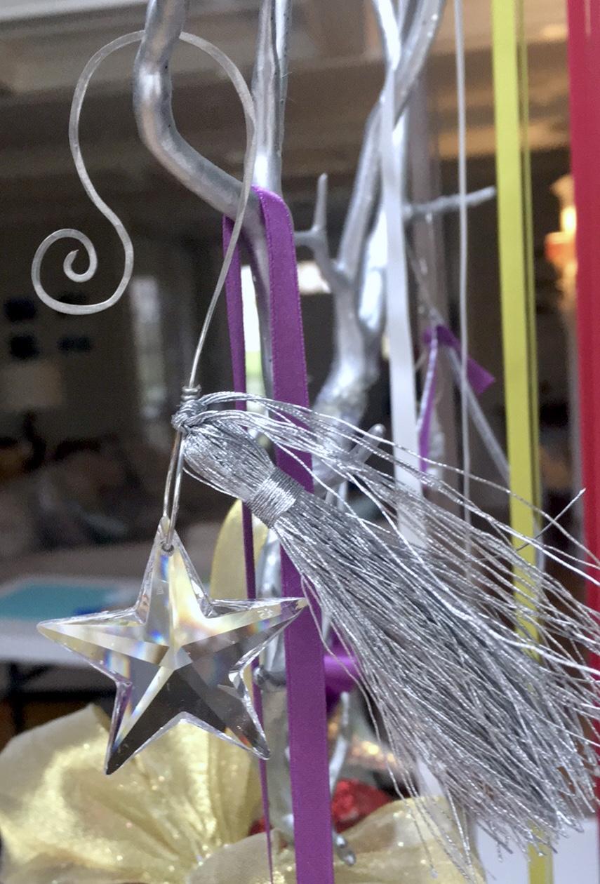 Swarovski Shooting Star Ornament