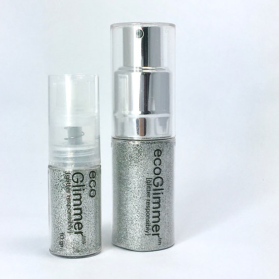 SpritzGlitz Spray - Sterling Silver Dust