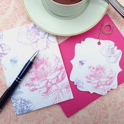 Greeting Card & Tag Set