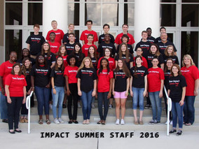 IMPACT's Third Annual Talent Show and Summer Staff Opportunities