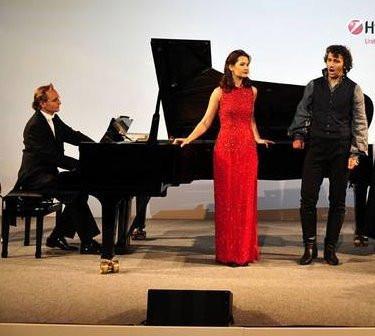 Concert with Jonas Kaufmann