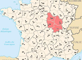 Witte Bourgogne, maar niet uit de Cote d'Or