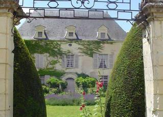 Saumur en het Chateau de Chaintres.