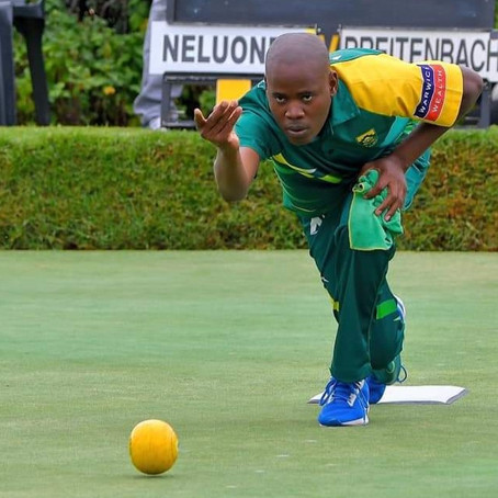 Prince aims for international bowls excellence