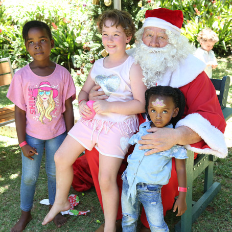 BSC's annual children's Christmas party
